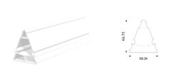 135 ° Dönüş Profili (135 Derece Dönüş Profili)