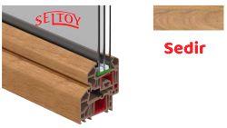 Lamine PVC Profiller Sedir