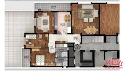 Ömer Faruk Çelik Apartmanı-seltoy-insaat-harmandali-daire-plani-19
