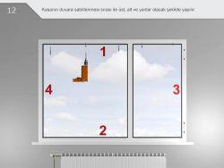 Pencere <br />Montaj Uygulaması-12-izmir-pvc