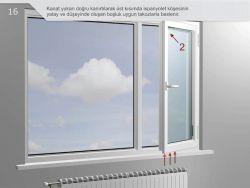 Pencere <br />Montaj Uygulaması-16-izmir-firatpen