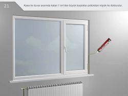 Pencere <br />Montaj Uygulaması-21-pvc-kapi-pencere