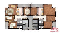 Perihan Çelik Apartmanı-seltoy-insaat-cigli-kat-plani-14