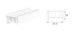 Kasa Kaldırma Profili (40 mm)