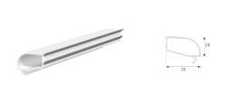 20 mm Çift Cam Çıta Profili