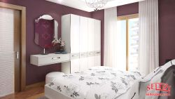 Smyrna Park Evleri -smyrna-park-evleri-3plus1-daire-yatak-odasi-12