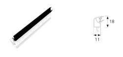 Sürme Çift Cam Çıta Profili